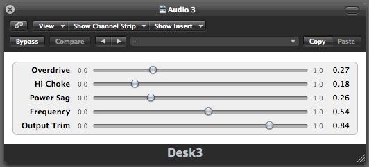 Airwindows TransDesk: AU, Mac and PC VST - KVR Audio